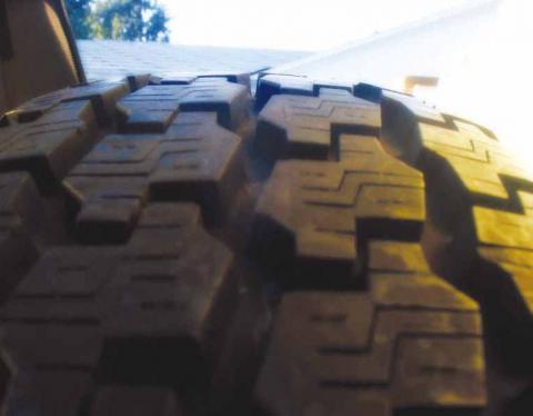 Управление на излезли от употреба гуми
